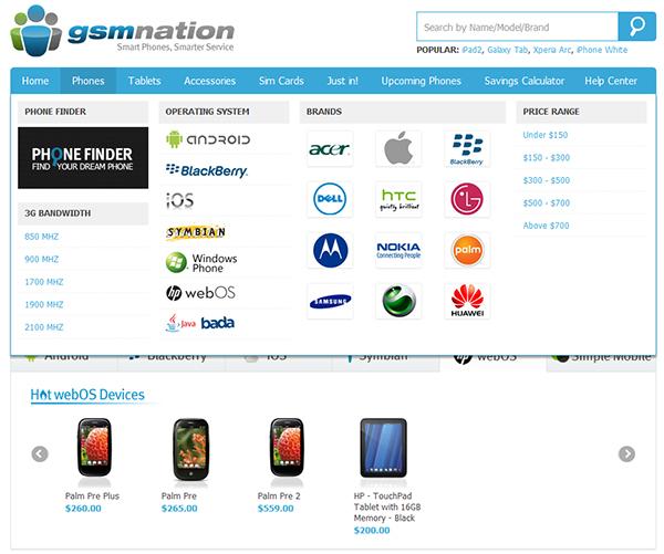 GSM Nation Cellphone Affiliate Program