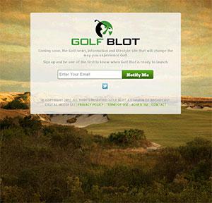Golf Blot